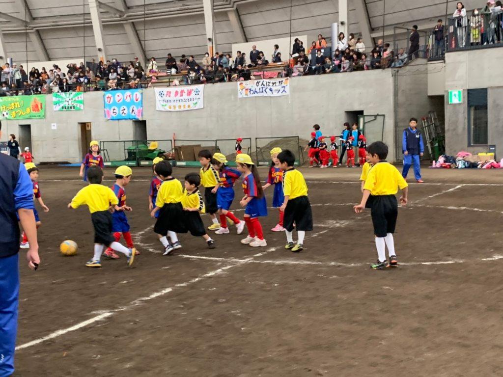 サッカー大会②