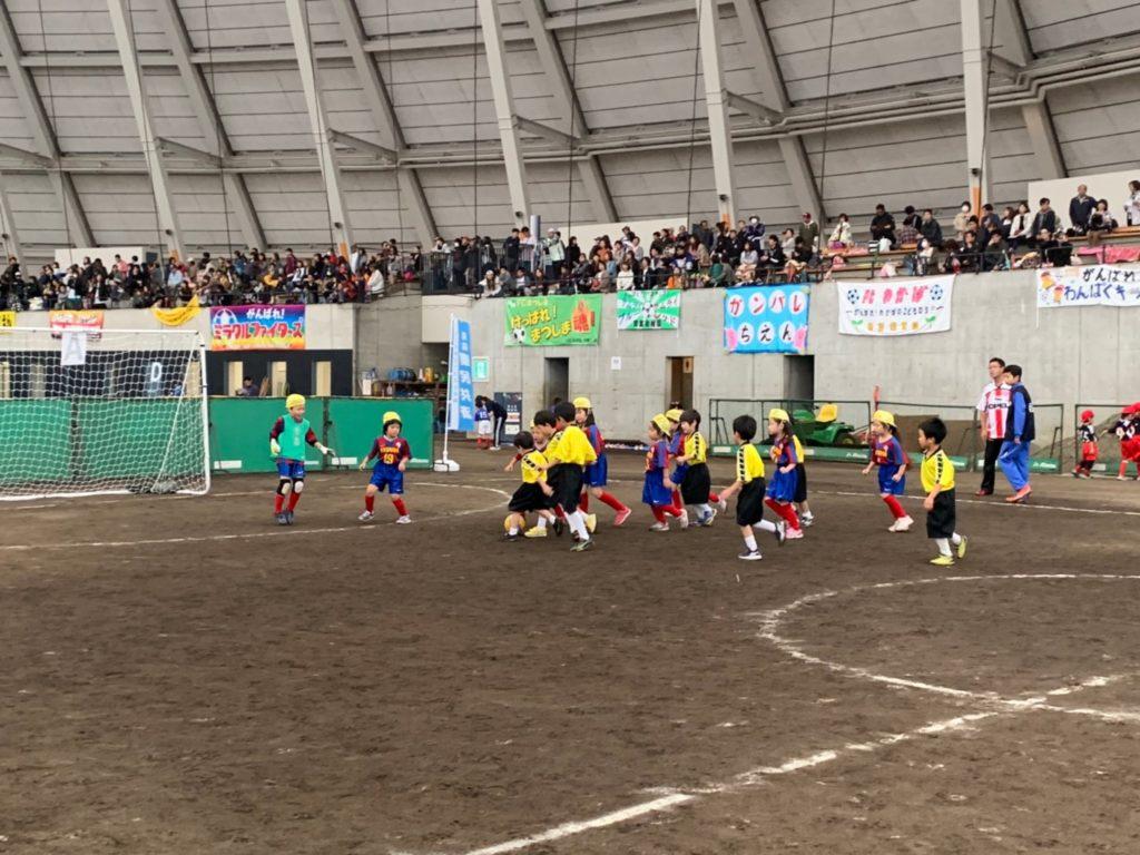 サッカー大会③