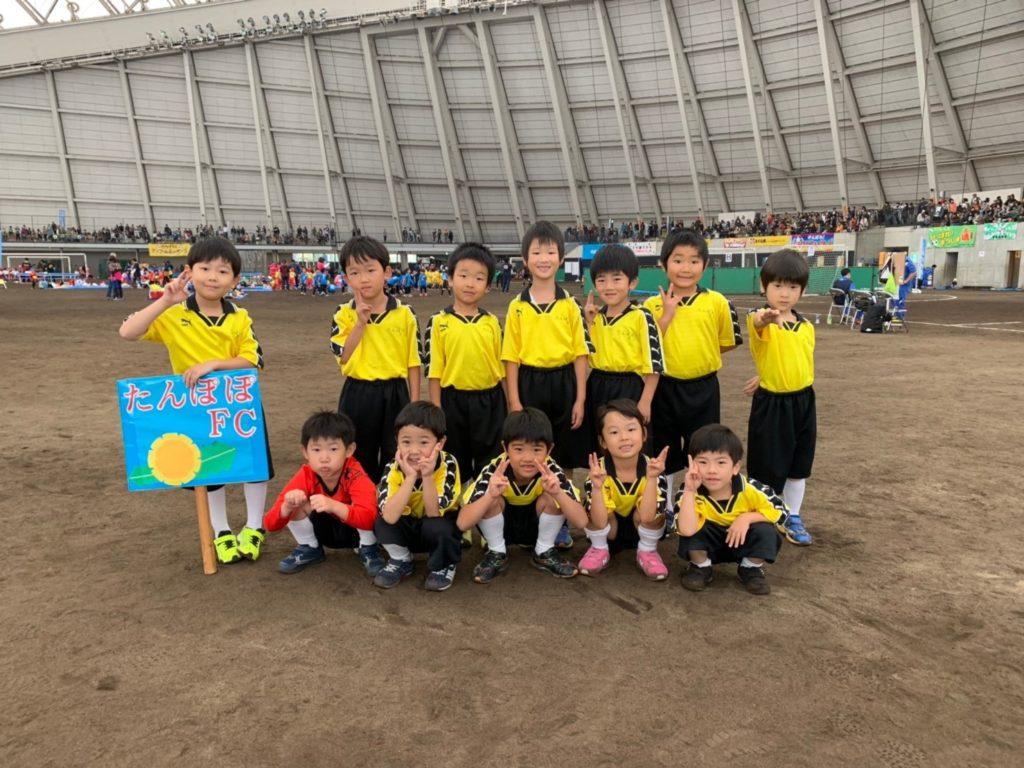 サッカー大会④