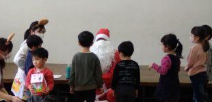 サンタさんからプレゼント☆
